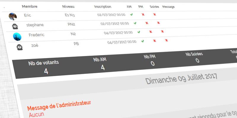 module de planification 6temic